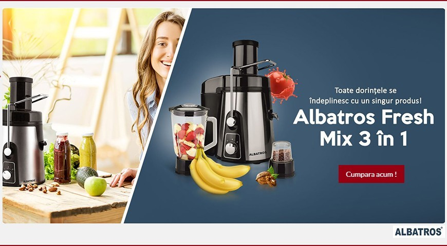 Albatros Fresh Mix 3 in 1